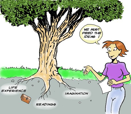 The inspiration Tree