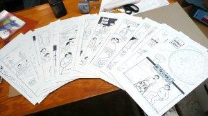 My 24h comic book!