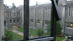 Inner Court of the Hart house
