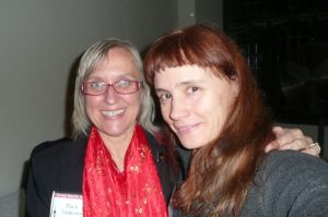 Julie Czerneda and Michele