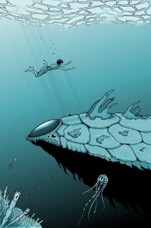 Aquatic Encounter
