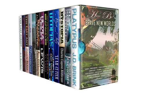 Brave New Worlds! A collection of SF novels and stories!